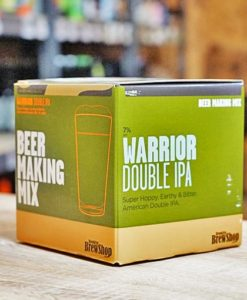 Bierbrau-nachfuellset-warrior-Double-IPA-brooklyn-brew-shop-craft-beer-rockstars